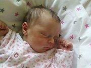ZORKA HUDSKÁ se narodila v pátek 2. června mamince Evě Bulavčákové z Desné. Měřila 46 cm a vážila 3,28 kg.