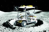 Lunární vozítko přijede už dnes do Josefova Dolu. Můžete se s ním vyfotit.