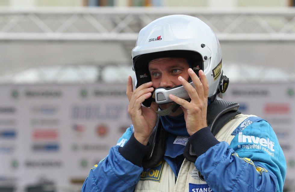 Na snímku je Václav Pech jun.