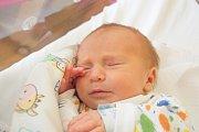 JAKUB ŠALOVSKÝ se narodil v sobotu 14. dubna mamince Lucii Šalovské z Chrastavy. Měřil 47 cm a vážil 3,3 kg.