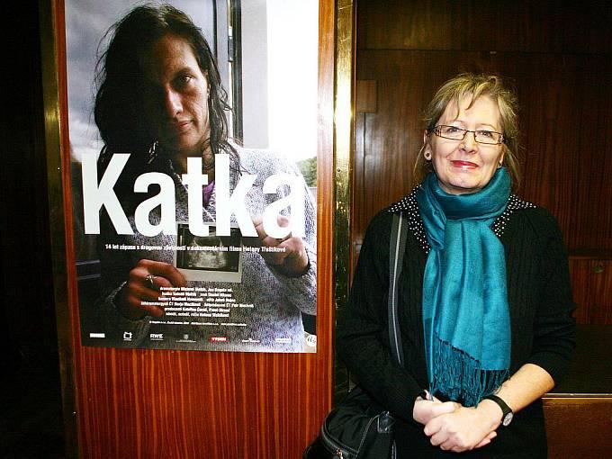 Helena Třeštíková, režisérka časosběrného dokumentu Katka.