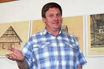 Jiří Řešátko sedí v křesle starosty Lučan nad Nisou již deset let.
