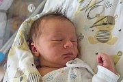NIKOLAS KREJČÍK se narodil ve čtvrtek 10. srpna mamince Andree Polákové z Jablonce nad Nisou. Měřil 52 cm a vážil 3,98 kg.
