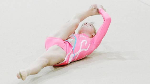 V neděli se v jablonecké městské hale uskutečnil 17. ročník Jabloneckého poháru v moderní gymnastice.