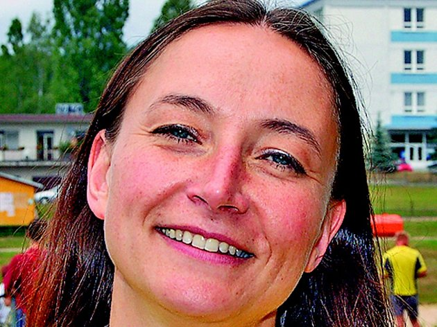 Ivana Hancvenclová, vedoucí centra Bobík