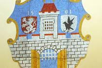 Znak města Železný Brod.