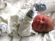 Jakub Chrastina se narodil mamince Kláře Chrastinové z Rádla 12. 4. 2016. Měřil 50 cm a vážil 3310 gramů.