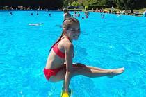 Plavecká školička v Brodě