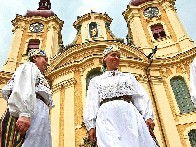Hejnice Bazilika Navštívení Panny Marie.