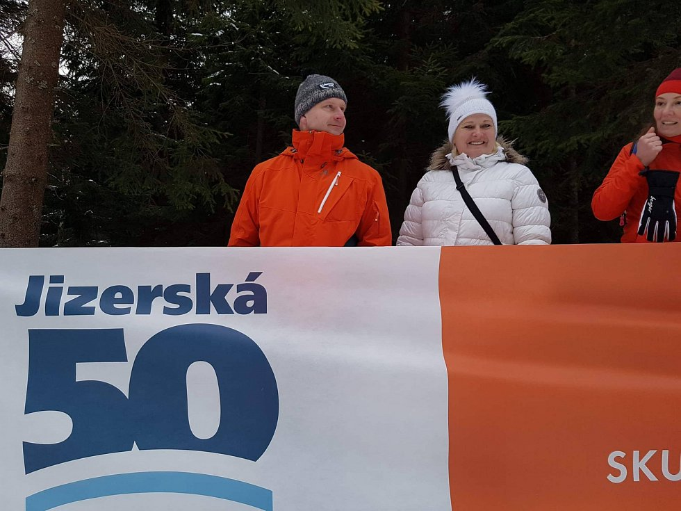 ČEZ Jizerská padesátka 2018.