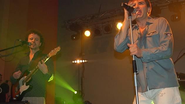 Mig 21 spustil své vánoční turné v Jablonci.