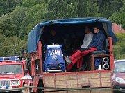 Sbor dobrovolných hasičů Vlastiboř. Pojizerská liga Nouzov 2009.