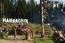 Harrachov jako Hollywood