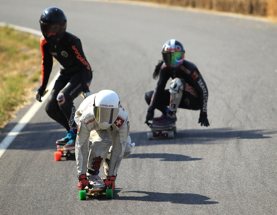 Kozákov Challenge 2013. Hlavní závodní část odstartovala v sobotu.