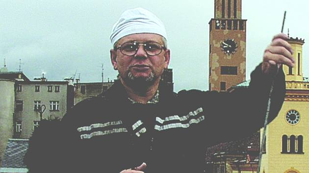Miroslav Doležal, kominická živnost