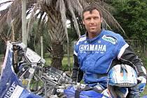 Martin Macek ze Smržovky na Rally Dakar