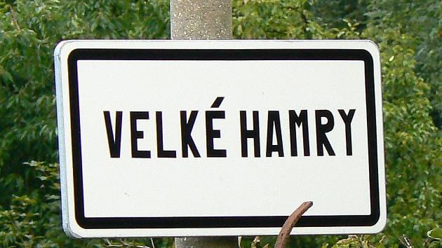 Velké Hamry