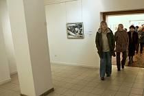 Prostory Liebiegova paláce využívala dlouhá léta Oblastní galerie