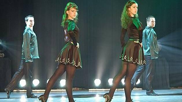 Slovenský taneční soubor MERLIN, tentokrát s nově nastudovaným programem CELTIC ENERGY.