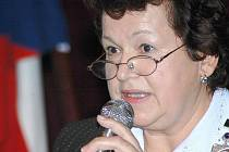 Hana Maierová, starostka Turnova.