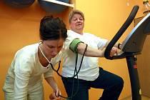 V jablonecké nemocnici nabízejí nadstandardní péči pro pacienty s ischemickým onemocněním srdce.