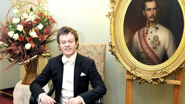 Pavel Žur, ředitel Městského divadla v Jablonci a Divadla v Kutné Hoře