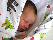 Nikolas Marek se narodil Oksaně Markové ze Semil 15. 2. 2016. Měřila 51 cm a vážila 3650 g.