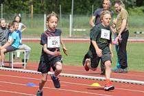 Sportovní vyžití je v Jablonci na vysoké úrovni. S objevováním nových talentů pomáhá i řada závodů pro nejmenší.
