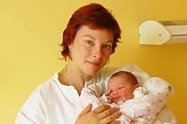 Blanka Kloubková s dcerou Veronikou