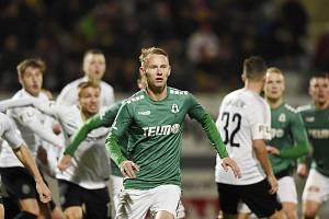 Střelec důležitého golu v duelu FK Jablonec - Sparta (2:2), Jan Chramosta, nastoupil jako hráč střídající. A už podruhé přišel a týmu pomohl.