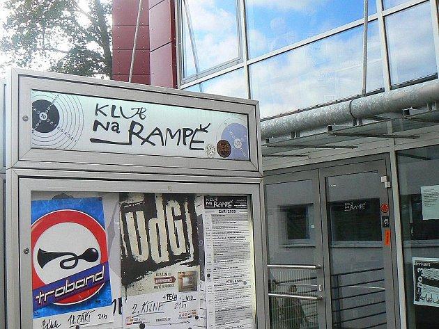 Klub Na Rampě Jablonec.