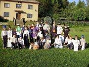 Sbor dobrovolných hasičů Zlatá Olešnice. Opět jsme byli úspěšní, okresní kolo hry Plamen 2008.