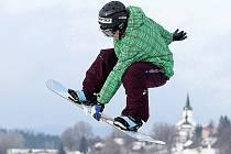 V Rejdicích se sešla celá česká freestylová špička. V O2 Extra Parku se v pátek a v sobotu odehrálo  pokračování O2 4x4 Českého poháru ve freestyle snowboardingu 2009.