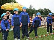 Sbor dobrovolných hasičů Zlatá Olešnice. Soutěž o zlatoolešnický pohár 2008.