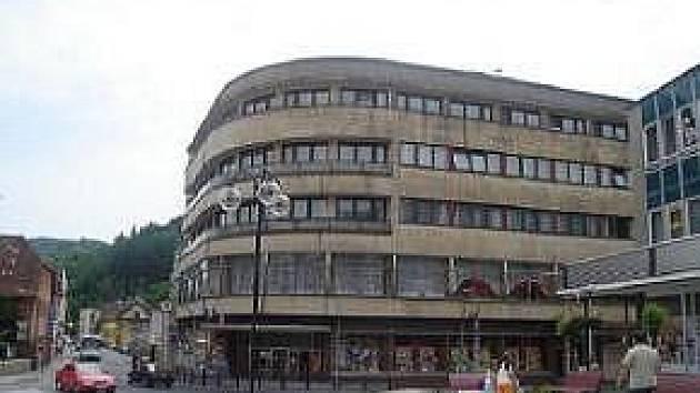 Hotel Cristal v Železném Brodě.