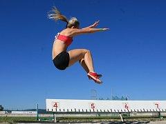 Jablonec v neděli hostil atletický mítink Mladá Evropa.