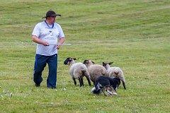 Slavnosti jizerskohorských luk proběhly v sobotu 15. července v Horním Maxově v přírodní rezervaci Malá Strana.