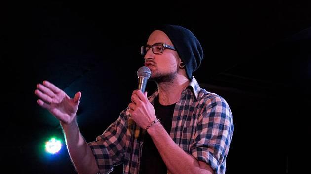 Slam poetry promluví na Rampě.