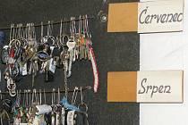 Lidé často ztrácejí klíče. Ilustrační foto