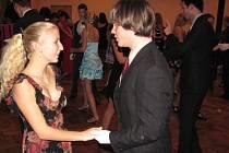 Taneční kurzy pro mládež TOPDANCE.