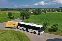 Již 22. sezonu mají návštěvníci Českého ráje od května do září možnost využívat letní turistické autobusy.