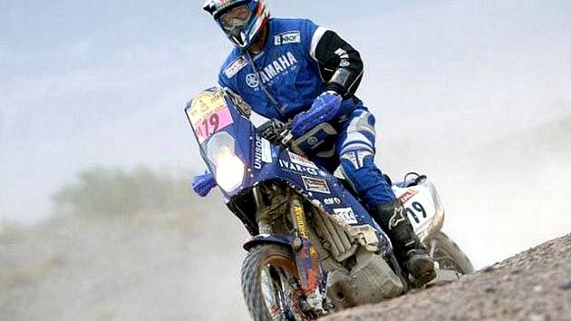 Martin Macek v rallye dokázal překonat sám sebe.