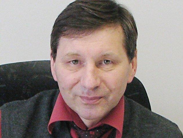 Oskar Mužíček, ředitel OHK v Jablonci