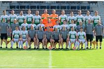Oficiální focení FK Jablonec pro sezónu 2015/2016