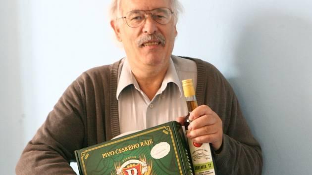Lubomír Pokorný hraje tipligu již mnoho let.