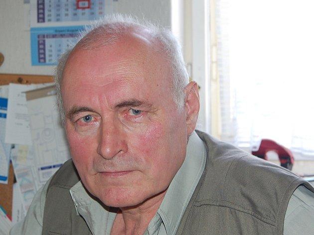 Jaroslav Husák, jednatel firmy Javory