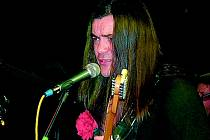 Jan Krajník, frontman skupiny Mandragora