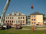 Sbor dobrovolných hasičů Lučany nad Nisou. Oslavy 135. výročí.