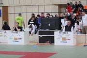 V jablonecké Městské sportovní hale se pralo víc jak 1400 mládežníků, od žáky až po juniory.