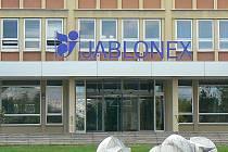 Budova Jablonex Group na ulici Palackého v Jablonci nad Nisou